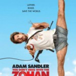Poster de Don't mess with Zohan