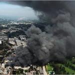 Urgente: Universal Studios se quema