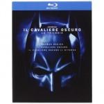 Trilogía de El Caballero Oscuro en Blu-Ray por 12 euros
